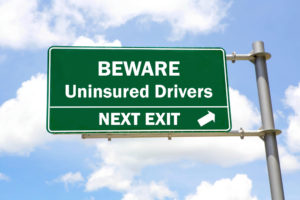 The risks of driving without car insurance