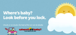 Prevent Child Heatstroke in Cars