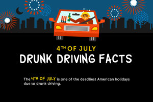 4th of July Drunk Driving Facts