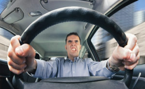 4 Tips to deal with aggressive drivers